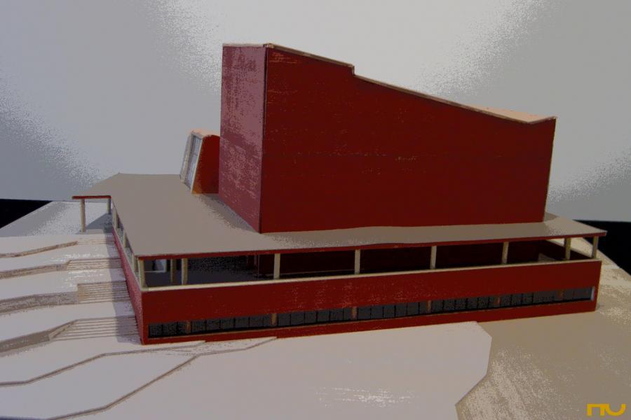 Hist ria en obres portal de historia de la arquitectura for Historia de la arquitectura moderna