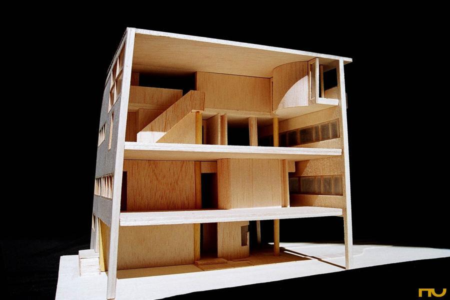 Histria en obres portal de historia de la arquitectura - Le corbusier casas ...