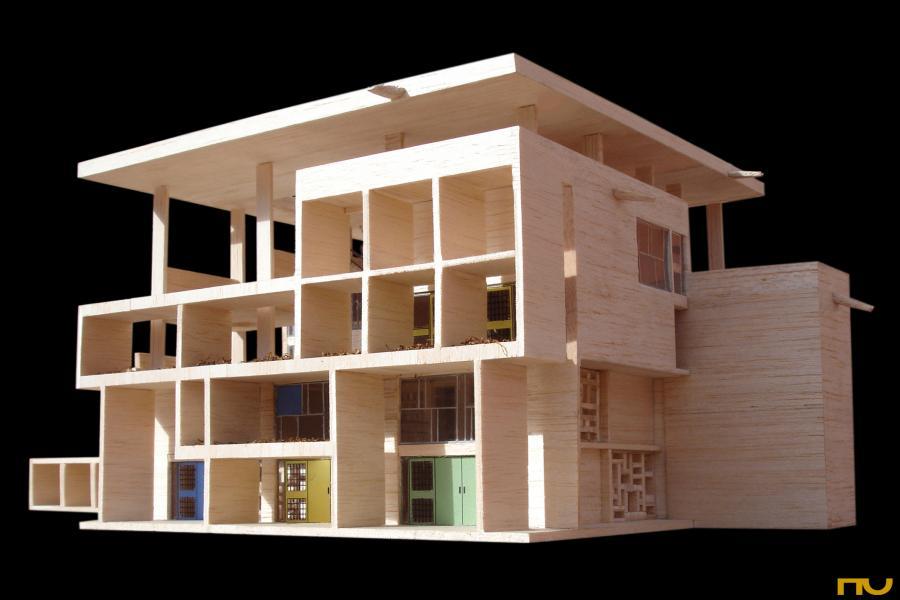 Villa shodhan image for Historia de la arquitectura moderna
